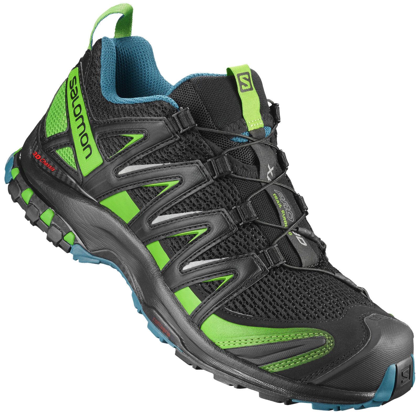 Salomon XA Pro 3D Herren Laufschuhe Sportschuhe Trail Running Schuhe NEU AQmos