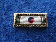 SK1 US Korean Presidental Unit Award Ordensspange Ribbon Bar