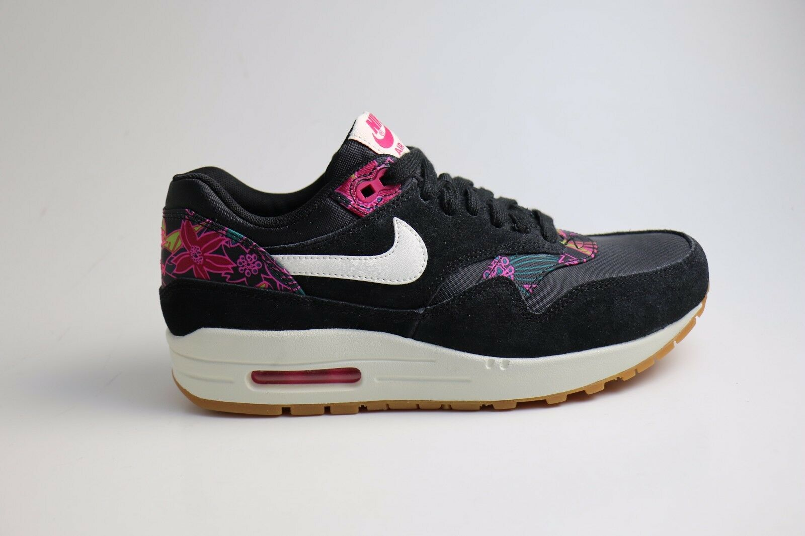 Nike Wmns Bir Max 1 Bloha Pack Black Pink EUR 37,5 US 6,5  528898 004