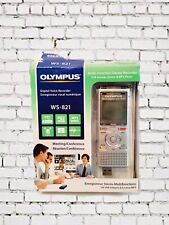 Olympus WS-821 Voice Recorder with 2 GB Built-in-Memory