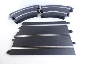 SCALEXTRIC-8-RAILS-COURBES-R1-C8201-2-RAILS-DROITS-C8205-350-MM