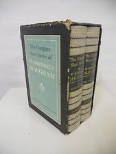 The Complete Short Stories of W. Somerset Maugham - New York: Doubleday, 1934