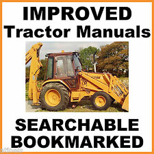 CASE 580C SERVICE REPAIR & PARTS -3- MANUALS Operator Manual 580 C SEARCHABLE CD