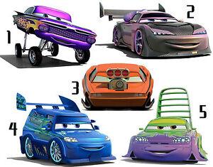 CARS STICKER AUTOCOLLANT OU TRANSFERT TEXTILE VETEMENT T-SHIRT