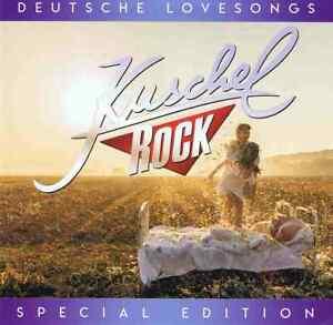 Kuschelrock-Special-Edition-Deutsche-Lovesongs-2-CD-NEU-Meyle-Nena-Kuschel-Rock