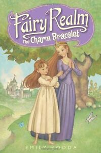 Complete-Set-Series-Lot-of-10-Fairy-Realm-Books-by-Emily-Rodda-Charm-Bracelet
