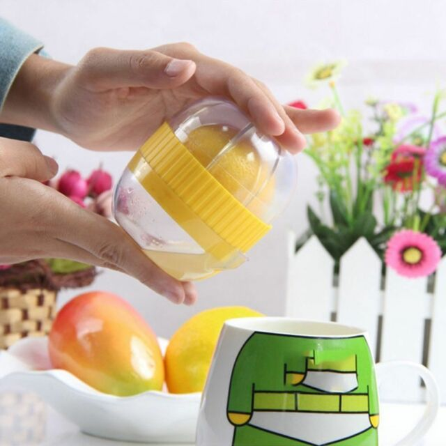 Manual Sprayer Creative Squeezed Squeezer ABS Lime Kitchen Lemon Orange Juice
