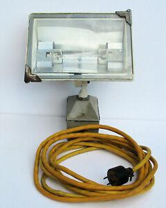 Regent Lighting Wq 300 Outdoor Halogen Light W Cord Junction Box Ebay