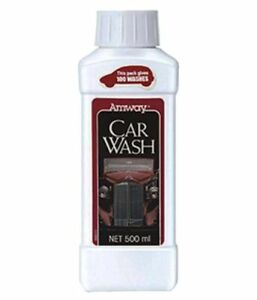 Amway Car Wash / Home SA8 Prewash Spray / Silicone Glaze