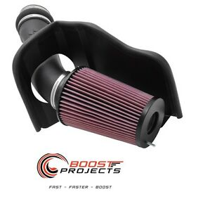 K/&N 57-2530 Performance Intake Kit for 99-03 Ford Excursion//F250//F350 7.3L
