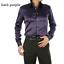 thumbnail 12 - Mens-Satin-Silk-Dress-Shirt-Long-Sleeve-Slim-Business-Formal-Casual-Tops-Classic