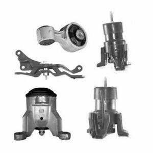 M811 For Nissan Altima Maxima 3.5L Engine Mount Set 5 4355 4354 4356 7363 7361