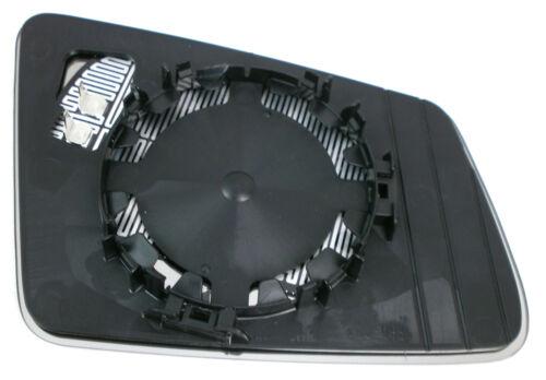 Trupart MG9421 Left Mirror Glass Heated For Mercedes E Class E250 03.13-06.16