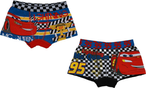 Disney Cars Childrens Boxer Shorts Multi By BestTrend