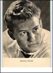 DDR-Echtfoto-Postkarte-Portraet-AK-Film-Buehne-Schauspieler-Actor-HARTMUT-EICHLER