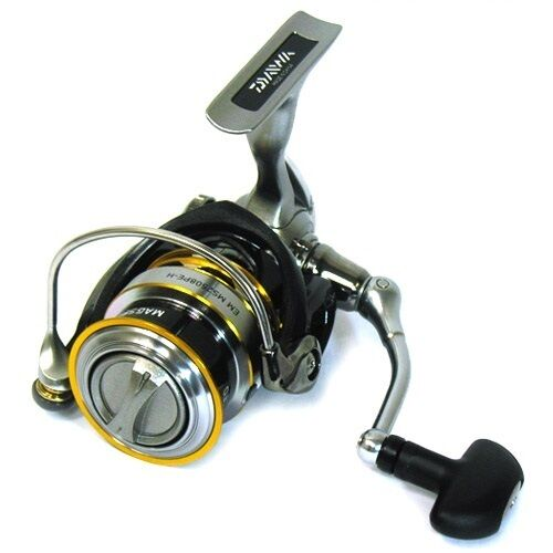 Daiwa EM MS 2508PE-H New Spinning Reel New 2508PE-H 6bac46