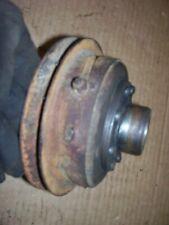 Vintage Oliver 77 Diesel Row Crop Tractor Engine Crank Pulley 1953
