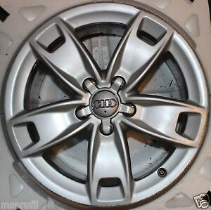 4x-Original-Audi-A3-8P-Golf-5-6-Felgen-8P0601025BL-AQ-17-Zoll-nr-11-Satz