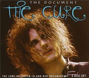 The-Cure-The-Document-CD