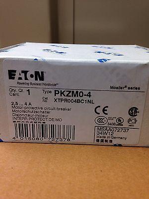 MOELLER PKZM04*NEW* PKZMO PKZM0 4 PKZMO4 PKZM04 PKZM04  Circuit Breaker