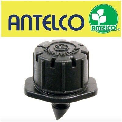 40pcs Micro Garden Sprinkler Irrigation Drip Heads Adjustable-Dripper-Hozel L0Z1