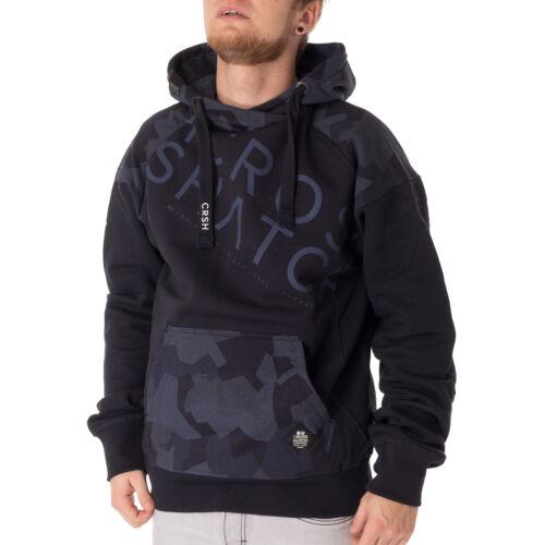 Crosshatch quirn hoodie uomo con cappuccio Pullover 33646
