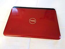 Dell Inspiron Mini 1012 Netbook (Red) Intel Atom N450 1.66GHz 2GB 250GB HDD