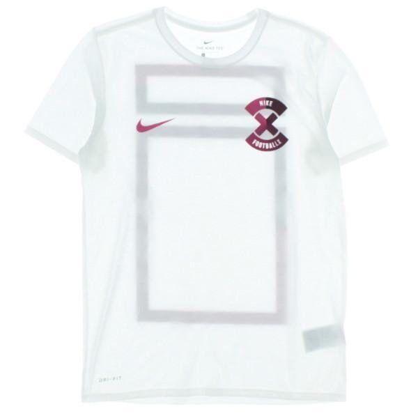 NIKE  T-Shirts  665748 White L