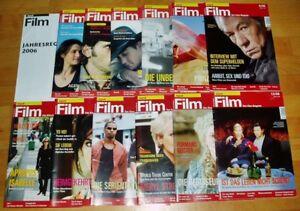 epd-Film-2006-komplett-Kino-Magazin-Filmkritik-Jahrgang-Sammlung-Zeitschriften