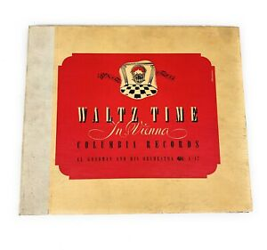 Waltz-Time-in-Vienna-Columbia-Records-Al-Goodman-and-His-Orchestra
