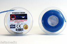 Dental Power Chain Elastic Long Pack Of /2 Blue Orthodontic Spool Cadena ORTHOM