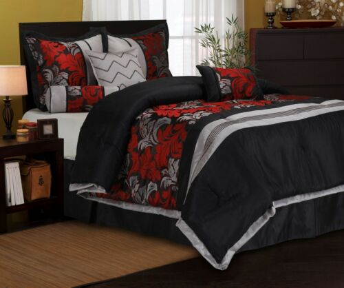 Black And Red Bedroom Sets bed sets collection on ebay!