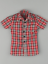 """【FREE SHIPPING】1//6 PLAID SHORT Sleeves Shirt Blue Jeans for 12/"""" MALE FIGURE"""