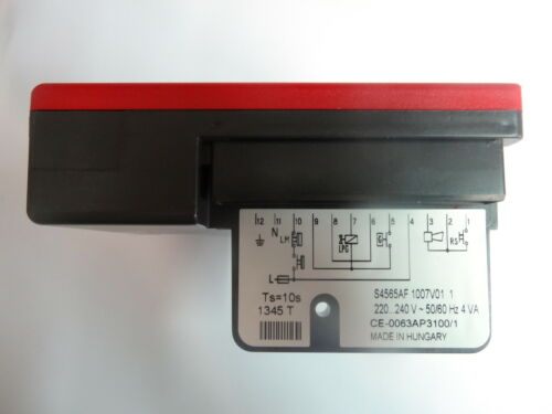 S4565AF1007B SCHEDA ACCENSIONE HONEYWELL UNICAL SAUNIER DUVAL SIME