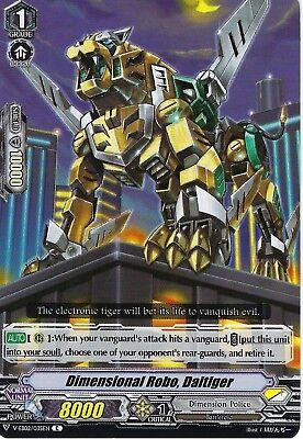 V-EB02//035EN C Common Card Cardfight Vanguard: Dimensional Robo Daitiger