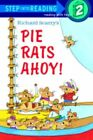 Richard Scarry's Pie Rats Ahoy 9780679947608 Library Binding