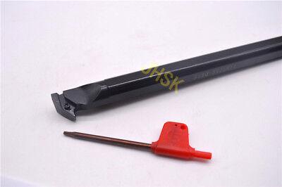 SNR0020R22 10* 22 IR N60 internal Lathe Threading Holder Boring Bar 20*200mm