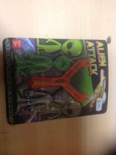 Alien attack collant alien catapult lanceur achetez 3 obtenez alien egg libre