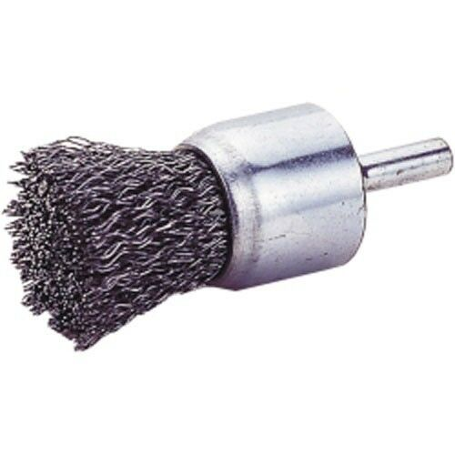"""Firepower 1423-2104 3//4/"""" Crimped Wire Corse End Brush"""