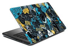 meSleep Abstract Laptop Decal- Laptop Skin- Size-14.1 -15.6 inch-LS-27-255
