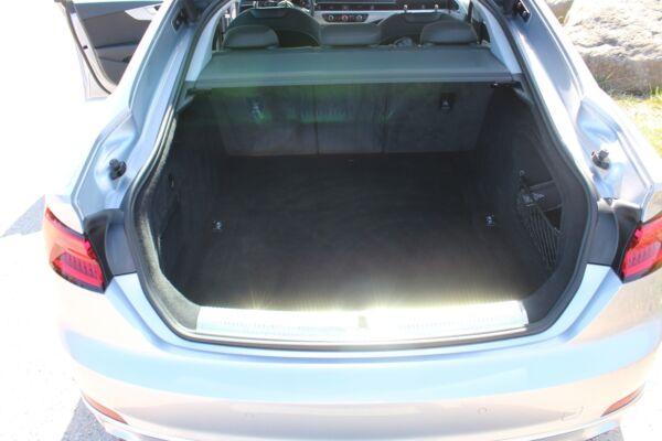 Audi A5 2,0 TFSi 190 Sport Sportback S-tr. billede 10