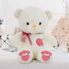 Huge Cute Teddy Bear Plush Doll Stuffed Animal Toy Pink Printing Love Gift 75CM