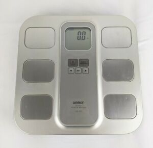 OMRON-HBF-400-Full-Body-Sensor-Body-Composition-Monitor-Scale-TESTED