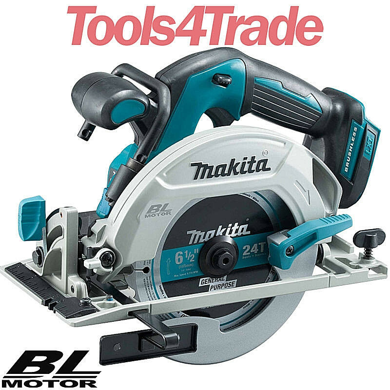 Makita DHS680Z 18V LXT 165mm Cordless Brushless Circular Saw Body Only