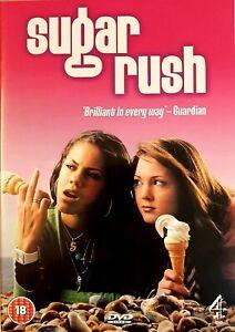 Sugar-Rush-Series-1-DVD-2005-2-Disc-Set-Like-New