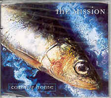 Mission - Coming Home Rare CD-Maxi Sealed Gothic Indie