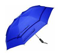 Samsonite Windguard Auto Open Umbrella Aqua Blue One Size Free Shipping