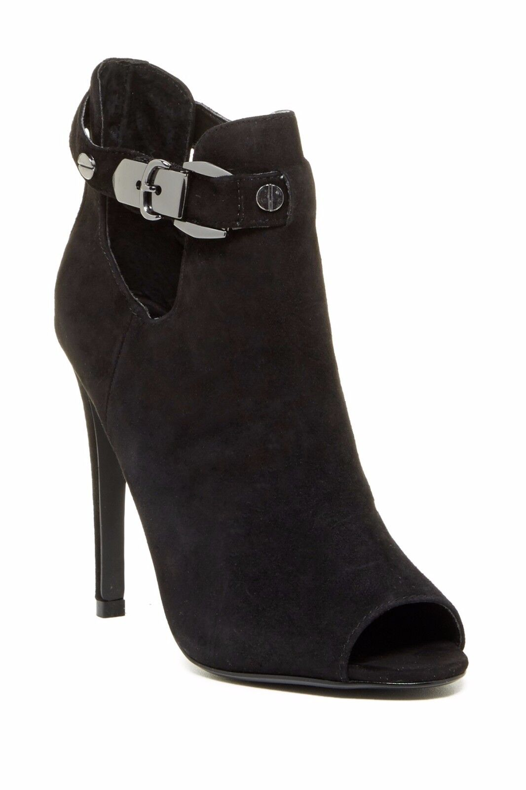 New Steve Madden Daisia Open Toe Booties women's size 10