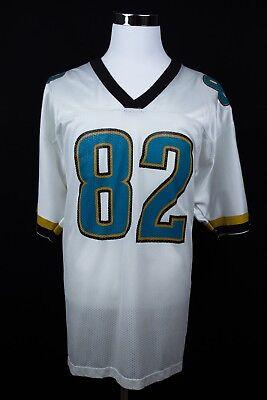 Men's Adidads NFL Football Jacksonville Jaguars Jimmy Smith # 82 Jersey Sz XXL   eBay