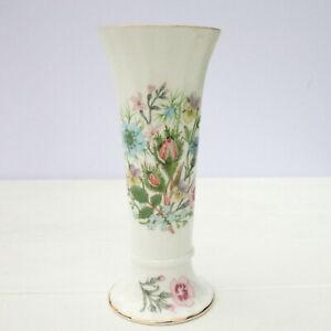 Vintage-Aynsley-Wild-Tudor-Fine-Bone-China-Floral-Vase